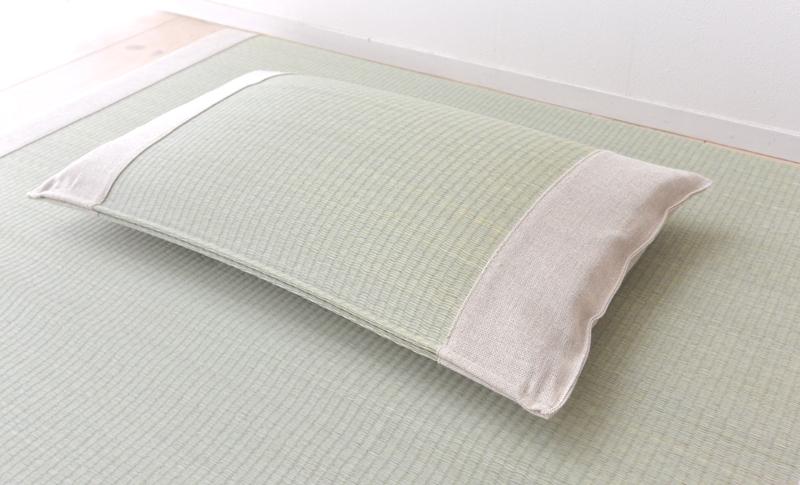小林さんのこだわりのい草枕